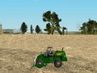 Paintable Dozer by Vexillum для GTA San Andreas вид слева
