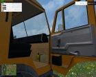 KamAZ-55102 v1.1 для Farming Simulator 2015 вид сзади слева