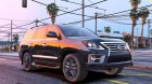 Lexus LX570 2014 1.0 for GTA 5
