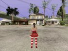 Mrs Clause Quiet (Metal Gear Solid V) for GTA San Andreas side view