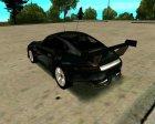 Porsche 911 RSR для GTA San Andreas вид изнутри