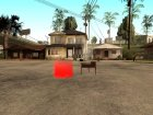 Жарить шашлык для GTA San Andreas вид справа