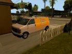 GTA IV Burrito для GTA San Andreas вид сверху