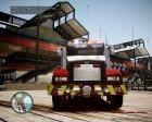 Новая пожарная машина для GTA 4 вид изнутри
