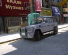 Mercedes-Benz G55 AMG v2 for GTA 4 rear-left view