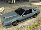 Buffalo HD for GTA San Andreas rear-left view