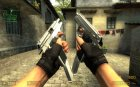 Beretta M3000 for Elites for Counter-Strike Source rear-left view