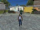 Gang Anim V.1 for GTA San Andreas left view