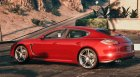 2010 Porsche Panamera Turbo for GTA 5 left view