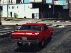 1965 Plymouth Belvedere 2-door sedan для GTA San Andreas вид сбоку