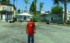 DRUNK MOD для GTA San Andreas вид сверху