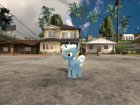Pokeypierce (My Little Pony) для GTA San Andreas вид слева