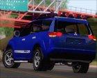 Mitsubishi Pajero Sport Dakar Offroad Version 2014 for GTA San Andreas right view