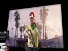 Новогодние загрузочные экраны для GTA 5 вид сверху