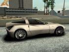 Spada Codatronca TS for GTA San Andreas top view