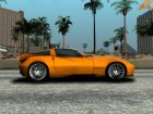 Spada Codatronca TS for GTA San Andreas left view