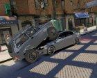 """ВАЗ 21213 """"Нива"""" Трофи for GTA 4 top view"""