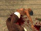 Пак скинов, оружия и одежды for GTA San Andreas side view