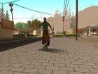 Новая анимация для стариков v 2.1 для GTA San Andreas вид слева