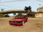 BMW M5 E28 Lowred for GTA San Andreas left view