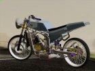 Kawasaki Ninja 150SS Drag Thaistyle for GTA San Andreas