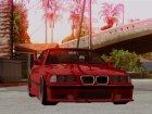 BMW 525i E34 for GTA San Andreas inside view