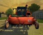 Holmer TerraDos for Farming Simulator 2013 rear-left view