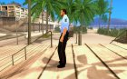 Azeri Polis for GTA San Andreas left view
