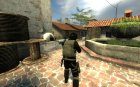 GSG9 Redone for Counter-Strike Source rear-left view