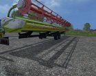 Тележки Cochet for Farming Simulator 2015 inside view