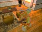 Леонардо (Черепашки-ниндзя) для GTA San Andreas вид сзади