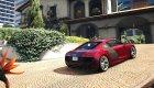 Audi R8 5.2 FSI V10 Plus Quattro S Tronic для GTA 5 вид сбоку