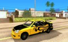 Sport car from FlatOut 2