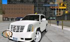 Cadillac Escalade Hybrid 2009 для GTA 3 вид изнутри