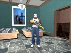 Оружие из Max Payne для GTA San Andreas вид сзади слева