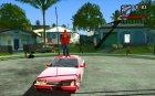 Сесть и выйти из любой машины для GTA San Andreas вид слева