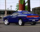 Dodge Challenger Concept for GTA San Andreas top view