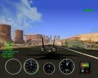 F-14 Tomcat HQ для GTA San Andreas вид сбоку