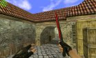 Bloody Knife for Counter-Strike 1.6 left view