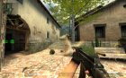 AK-74p for Counter-Strike Source left view