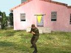 Скин армии из Vice city stories для GTA San Andreas вид изнутри