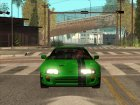 Need For Speed Cars Pack для GTA San Andreas вид сзади