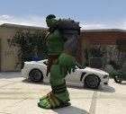 Gladiator Hulk (Planet Hulk) 2.1 for GTA 5 inside view
