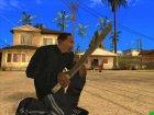 Катана (Постапокалипсис) for GTA San Andreas left view