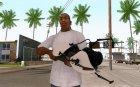 Portal gun By ArturMV for GTA San Andreas rear-left view
