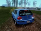 Volkswagen Golf v5 Stock для GTA San Andreas вид сверху