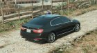 BMW 750  Blue Siren FINAL для GTA 5 вид сверху