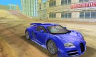 Bugatti Veyron Extreme Sport for GTA Vice City side view