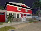 Red House CJ for GTA San Andreas left view