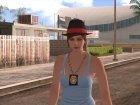 Female Cop GTA Online for GTA San Andreas left view